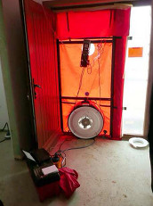 Air Tightness Testing NI